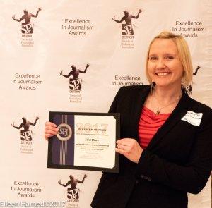 SPJ Detroit Award